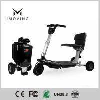 iMOVING X1 Tricycle Smart Folding Electric motor Scooter Electric Vehicle thumbnail image