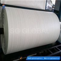 High quality pp woven tubular fabric