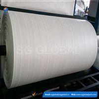 High quality pp woven tubular fabric