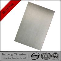 ASTM F67 Gr2 pure titanium sheet for surgical implants