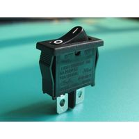 R6 series mini micro rocker switch with UL VDE ENEC