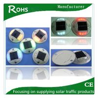 Cat eye lovely 2.5V/120MA solar panel Most fationable Solar Road studs save energy eco friendly prod