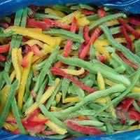 Frozen 3-mix bell pepper strips thumbnail image