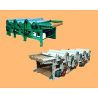 GM250 six cylinder textile waste recycling machine