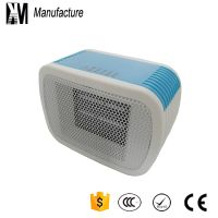 CE approved electric room air fan heater