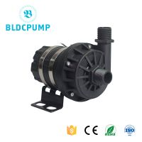 Large Flow Rate Submersible Water Pump for Fountains with Long Lifespan
