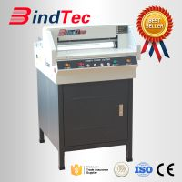 BD-450V+ Electric Paper Cutting Machine Semi Automatic Guillotine Paper Cutter