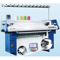 Computerized Plain Needle collar Knitting Machine