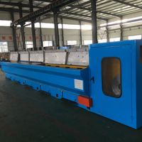 High Speed 450/13 Aluminum Alloy Wire Drawing Machine -For Industry Cable Production