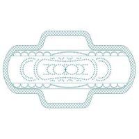 280mm Ultra Thin Sanitary Napkin With Blue Core thumbnail image