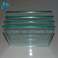 high quality 3-19mm tempered glass