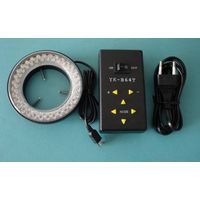 YK-B64T led ring illuminator for stereo micorscope segment controller zone controlling lights
