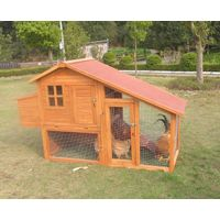 Wooden Chicken Coop (CKH002)