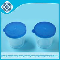Plastic Disposable medical stool cup