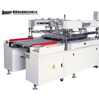 Double Table Semi Automatic Screen Printing Machine  BHD-66