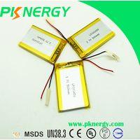 Shenzhen Factory Rechargeable li-ion battery 303450 3.7v 500mah lipo battery thumbnail image