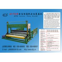 Automatic Jumbo Roll Slitting Rewinder/Toilet Paper Machine/Tissue Machine (JZ-FQ)