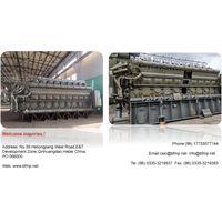 STX MAN 18V 32/40 HFO/DIESEL GENSETS