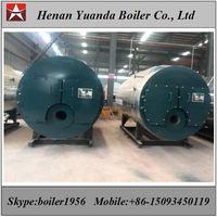 2 ton Oil fired steam boiler thumbnail image