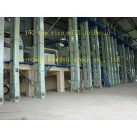 rice milling machinery 100TPD 200TPD 300TPD 400TPD thumbnail image