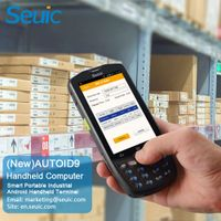 Seuic Industrial PDA Handheld Computer for Retail Checking and Inventory Management