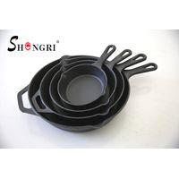 cast iron skillet fry pan thumbnail image