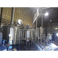 200L micro beer brewing equipment, brew kettle, brewing tanks thumbnail image