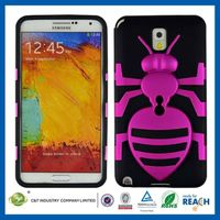 Silicone case for samsung note 3