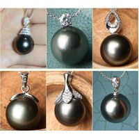 12MM-14MM Tahitian Black Pearl