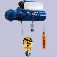 Electric hoist double speed
