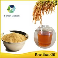 Manufacture Wholesale Cold Pressed Natural Pure Rice Bran Oil