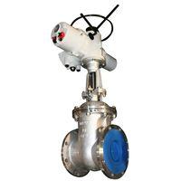 remote control gas electronic proportional valve gate valve actuator thumbnail image
