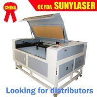 Wood Acrylic MDF CO2 Laser Cutter 1300x900mm