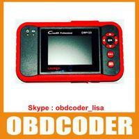 LAUNCH Creader Professional CRP123 Auto Code Reader Scanner 100% Original Update via Internet