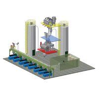 PVC Dosing Feeding Mixer System