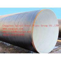 Large Diameter Spiral Steel Pipes