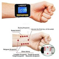 Low level laser therapy watch for high blood pressure