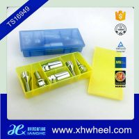 Hot Sale  Steel Wheel Lug bolts Lock Set With 2 Keys