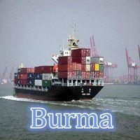sea freight shipping to Burma Yangon  from Shenzhen/Guangzhou,China