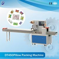 Automatic Cake Packing Machine Fast In Speed