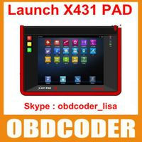 Launch Universal Diagnostic Scanner Launch X431 PAD 3G Wifi Update By Offical Website thumbnail image