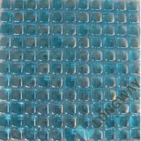"12"" Iridescent Glass Mosaic Tile(L2IRD012) thumbnail image"