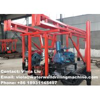 Factory Direct Price Geological Drilling Rig for Soil Sampling thumbnail image