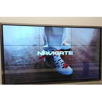 Interactive Touch Solution W3xH3 55inches Interactive Walls thumbnail image