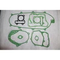 Motorcycle engine gasket