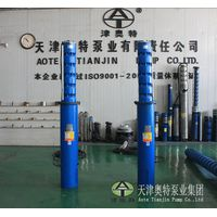 Specification of Cast iron 30HP submersible borehole pump for bore well Cast iron 30HP submersible b