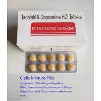 Tadarise Tablets Cialis ED Medicine Male Dysfunction Enhancement Sex Pills thumbnail image