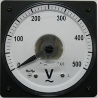 Marine Type Pointer Analog Voltmeter