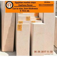 Zaafrana marble steps