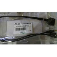 CABLE ASSY-IPOD 96125-1R000